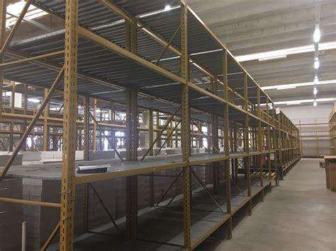 scaffali magazzino usati scaffali con ripiani usati per picking scaffali usati