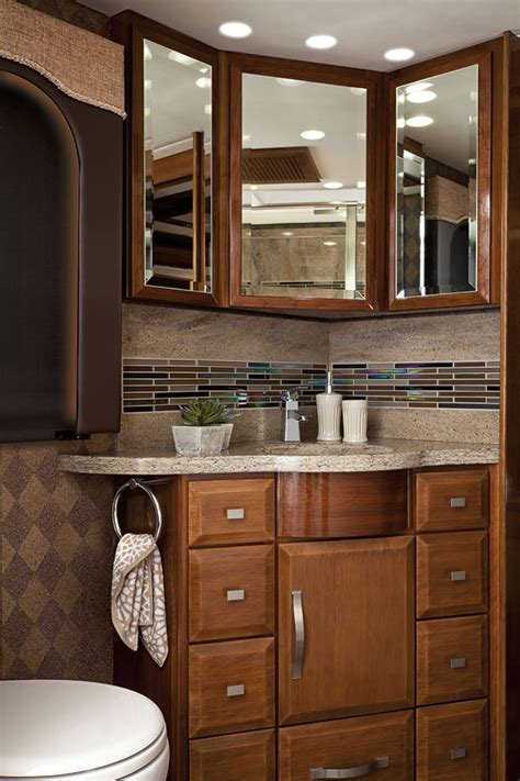 Rv Bathroom Vanity by 17 Best Images About Rv Interiors On Interiors