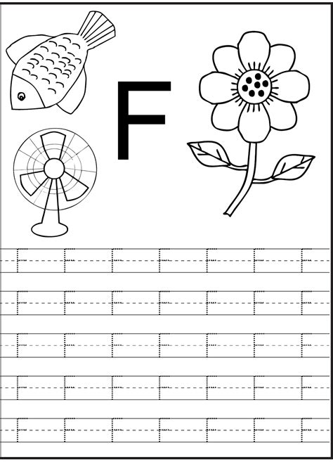 kindergarten worksheets for all download and share worksheets