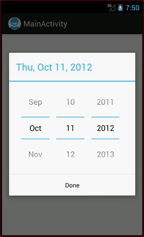 android date android datepicker java tutorial
