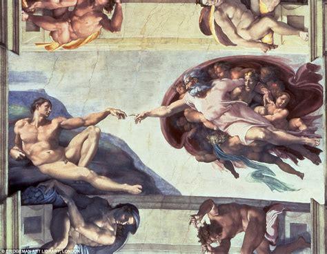 The Livingroom Candidate Robert Burns Completes Sistine Chapel Replica His Labour