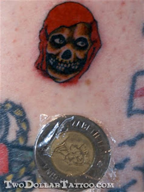 hellbent tattoos the two dollar project two dollar crimson ghost