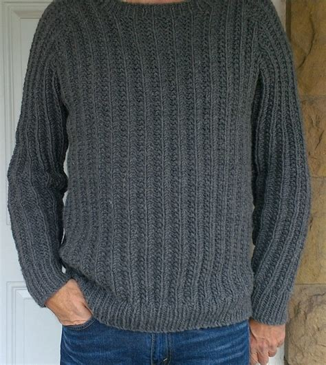 free knit pattern mens sweater men s sweater knitting patterns in the loop knitting