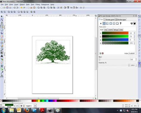 tutorial de inkscape videos 99 mejores im 225 genes sobre inkscape en pinterest 193 rboles