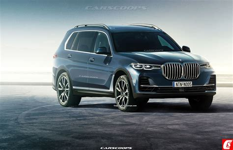 Bmw X7 by New Bmw X7 This Is What It Ll Look Like Plus Everything