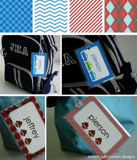 printable luggage tags pinterest fabulous features by anders ruff custom designs free
