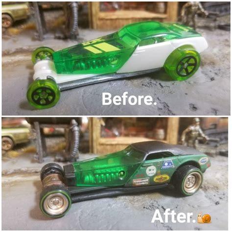 emerald rocket drag racer    custom