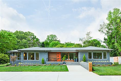 12 midcentury exteriors 5 curb appeal ideas