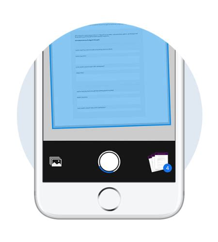 Scan Documents To Pdf App