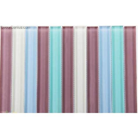 maxed color kitchen backsplash glass tile hot sale popular trandition rainbow color crystal kichen backsplash glass