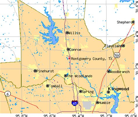 Montgomery County Tx Search Montgomery County Detailed Profile Houses Real Estate Cost Of Living Wages