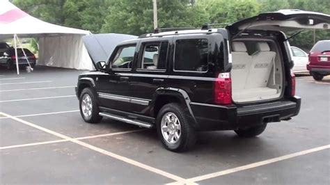 jeep commander for sale jeep commander 2006 wallpaper 1280x720 13811