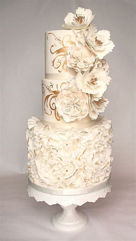 elaborate wedding cakes pics for gt elaborate cakes