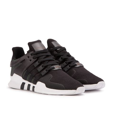 adidas eqt support adv black white bb1295