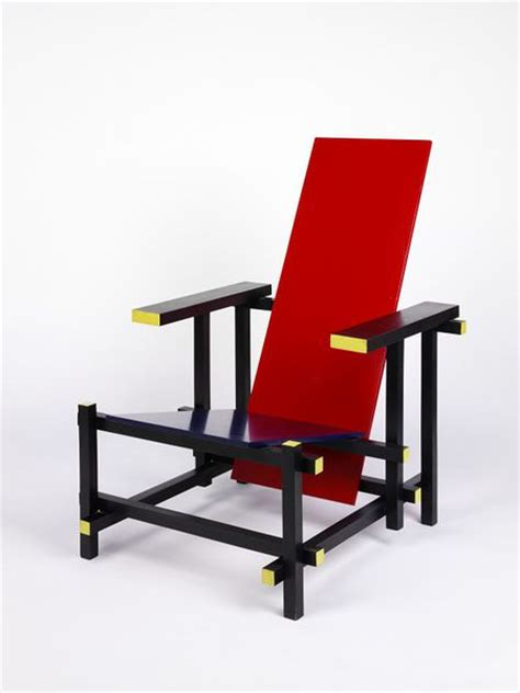 rietveld armchair the red blue chair rietveld gerrit thomas v a search the collections