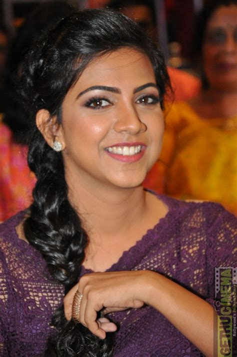 actress madonna sebastian premam audio launch gallery
