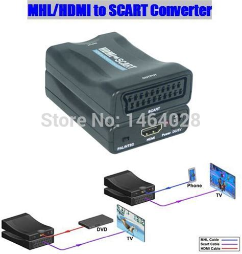 Special Edition Kabel Hdmi To Hdmi V 1 3 G017 mini mhl hdmi to scart converter cabo kabel adapter for htc lg samsung galaxy support crt tv