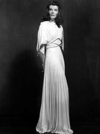 The Story The Dress by Style File Katharine Hepburn Style Matters