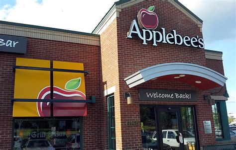 Apple Sign And Awning by Applebee S Sign Awning Sunscreen Gaines Twp Michigan