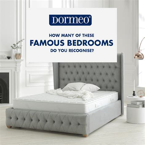 how many bedrooms are there how many of these famous bedrooms do you recognise the