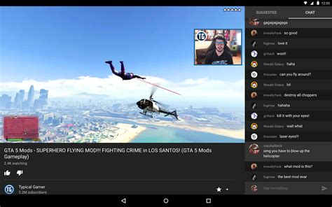 download youtube gaming youtube gaming is now available drippler apps games