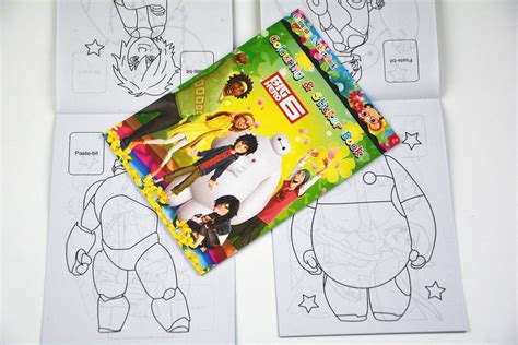 Small Coloring Books With Crayons