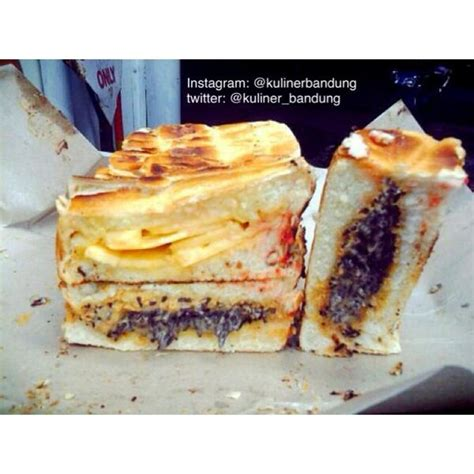 Wajan Roti Bakar Bandung 5 spesialis roti bakar di bandung wisata kuliner part 2