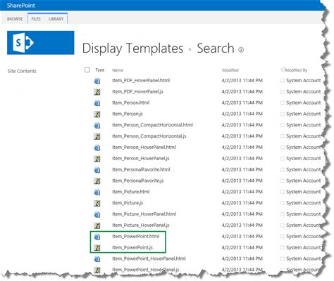 Understanding How Search Results Are Displayed In Sharepoint Server 2013 Sharepoint It Pro Blog Sharepoint Search Results Display Templates
