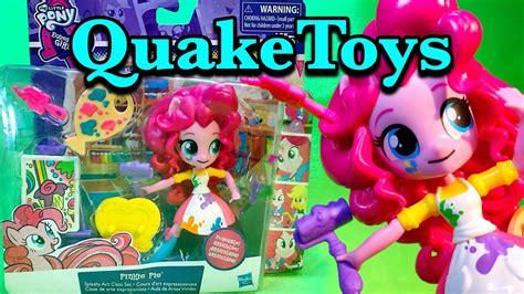 My Pony Minis Pinkie Pie Splashy Class Set Bcib9472 my pony equestria minis pinkie pie splashy