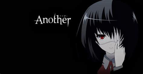 film anime another desain anime another kumpulan film jepang