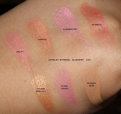 Mac Blush On cosmetic fashion mac blush on