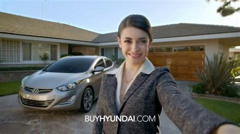 hyundai commercial actress 2016 hyundai elantra commercial actress