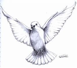 11 flying pigeon tattoo designs
