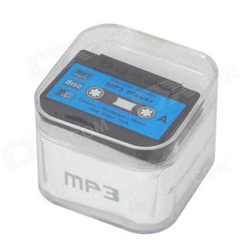 da cassetta a mp3 forma de cassette reproductor de mp3 recargable w tf