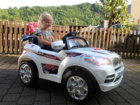 Kinderle Auto by Elektro Kinderfahrzeug Bmx Suv Kinderauto 2 X 30w Incl