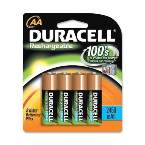 Ladda Baterai Aa Battery 2450mah duracell 2450mah nimh aa rechargeable battery 8pk