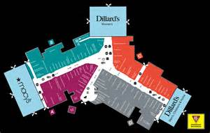 mall map of summit mall a simon mall fairlawn oh