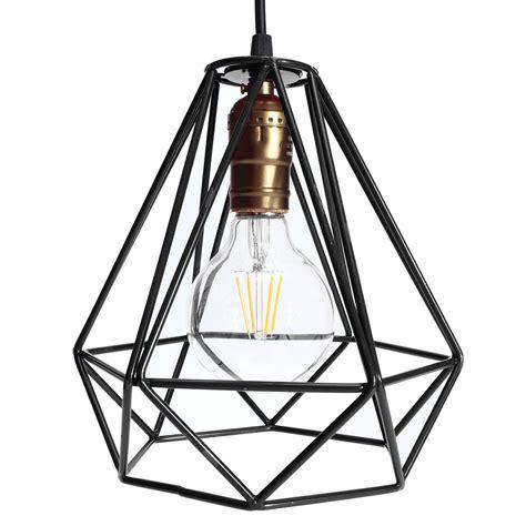 Industrial Metal Pendant Light Industrial Metal L Shade Fuloon Vintage Industrial Ceiling Light 1 Light Metal Shade Loft