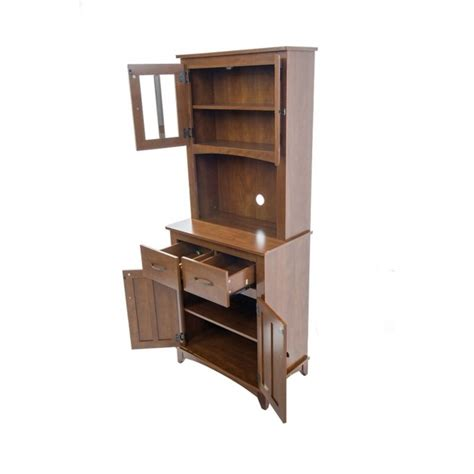 oak microwave cabinet microwave cabinet with storage storage designs