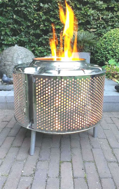 Washer Fire Pit by Tambour De Machine 224 Laver 10 Id 233 Es Diy