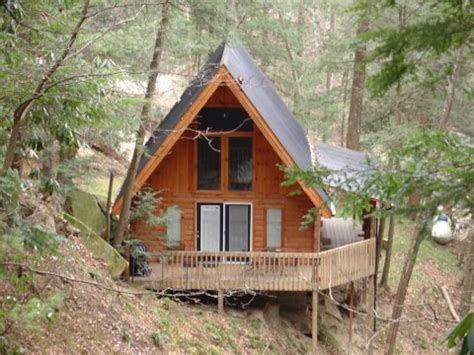 Bridge 5 Cabin Rental by Tranquility Falls