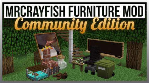 1 8 9 1 8 Mrcrayfish S Furniture Mod V4 0 The Outdoor   1 8 9 1 8 mrcrayfish s furniture mod community edition
