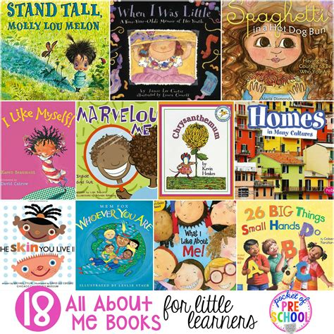 all about me picture books all about me books for learners pocket of preschool