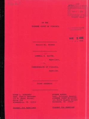 Chesapeake Court Records Virginia Supreme Court Records Volume 236 Virginia Supreme Court Records