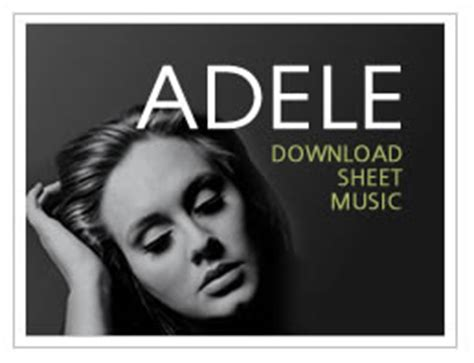 adele promise this notes free piano sheet music with midi previews september 2011