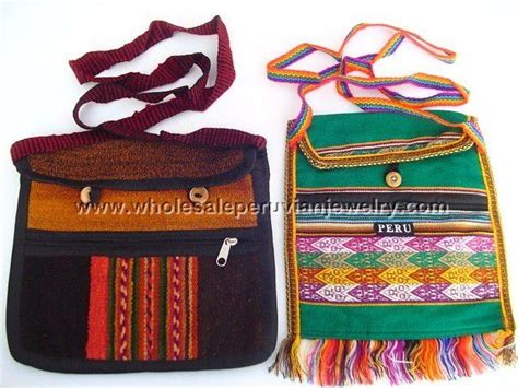 handmade peruvian handbags novelty items wholesale