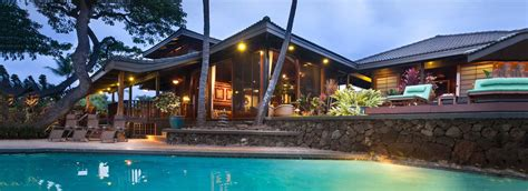 hawaii vacation rentals hawaii vacation homes big island