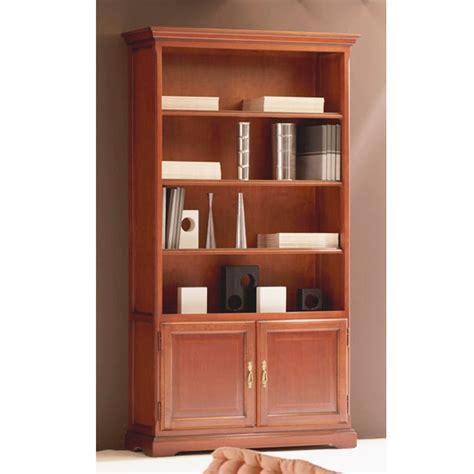 libreros de madera librero con 2 puertas cl 225 sica en madera de pino