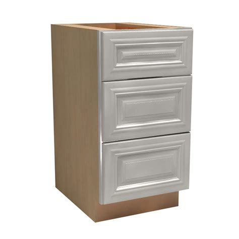 drawers for kitchen cabinets closetmaid dimensions 3 drawer laminate base cabinet in