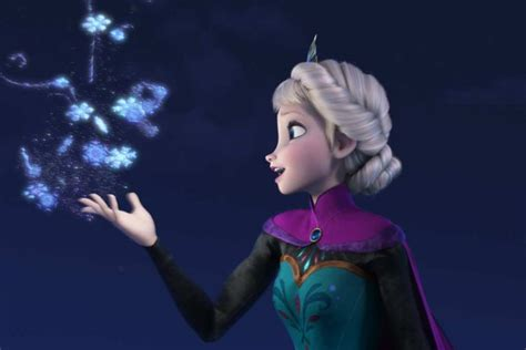 film elsa 2 in romana elsa from frozen disney film abc news australian